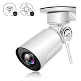 1080P Pan Tilt Built-in microphone、Peaker Wifi Camera for system indoor & outdoor