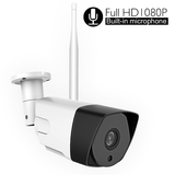1080P Built-in microphone Wifi Camera for system indoor & outdoor